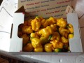 Fresh Trinidad Scorpion Yellow CARDI 112 Grams or 4 Ounces