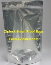 Airtight Smelly Proof Legal Medical Cannabis Medicine Bag Marijuana Dispensary Smell proof Prescription Bags.