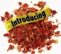 Dried Carolina Reaper Chili Flakes